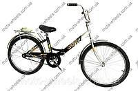 Детский складной велосипед Салют 24*2009
