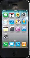 Китайский cмартфон iPhone 4s (s777), Android, Wi-Fi, 1 SIM, GPS, 2 Мп, емкостной дисплей + multi-touch!