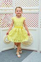 Платье на девочку  ( 116 - 134 )
