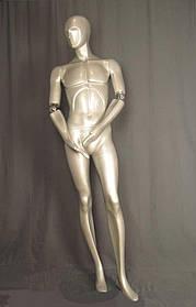 Манекен мужской К-22 с подвижным шарниром руки