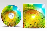 Дизайн обложек для дисков