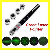 Указка лазерная Green Laser Pointer