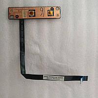 Плата Кнопка Включения ноутбука Lenovo G580 G585 N580 N585 LS-7983P