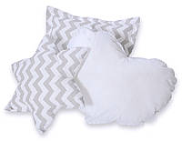 Комплект подушек в детскую - 10