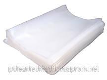 Вакуумные пакеты 100х250 мм 70 мкм, 1000 шт/уп