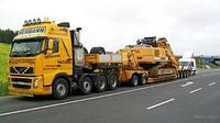 Перевозка негабаритных грузов в Запорожье и области