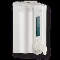 Дозатор-Диспенсер для мыла пены на 500 мл. белый, SafePro