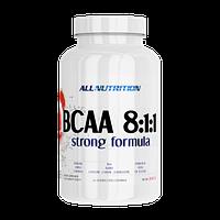 BCAA 8:1:1 Strong Formula - 200g Blackcurrant - All Nutrition