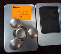 Спінер кольорові фиджет-спиннер вертушка крутилка для рук 19-23