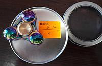 Спінер кольорові фиджет-спиннер вертушка крутилка для рук 6-10
