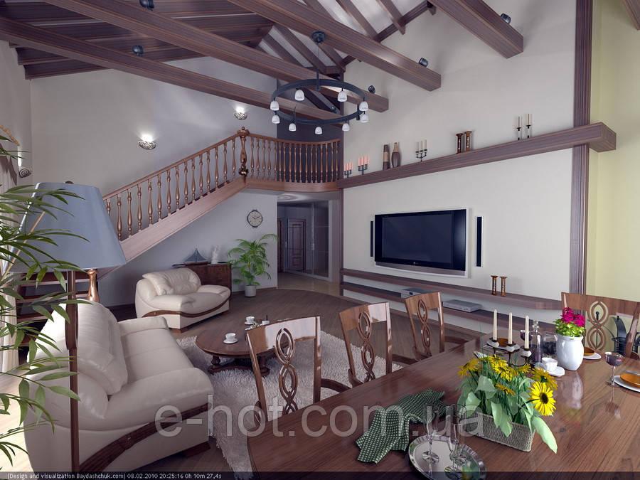 Дизайн проект дома, Дом Безрадичи