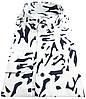 Рубашка мужская приталенная  в принт №12-30 SF  - 2262/4