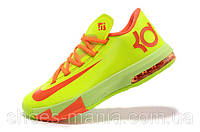 Баскетбольные кроссовки Nike Zoom KD 6  N-10299-1