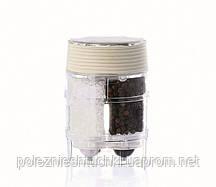 Мельница двойная для соли и перца акриловая 9,5 см. прозрачная Mantova, Bisetti