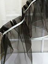 """Тюль-сетка арка """"Рита"""", кухонные шторы, фото 3"""