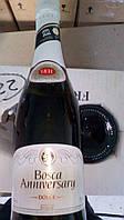 Boska Dolce 0.75л Италия оптом ящ 8шт Бoска Дольче Bosca Anniversary  біле ігристе солодке Італія оптом