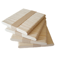 Палочки для мороженого деревянные 94ммх10ммх2 мм 10000 шт
