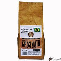 Кофе в зернах Gurmans Choice Бразилия Сантос Арабика 250г