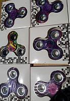 Спінер кольорові фиджет-спиннер вертушка крутилка для рук