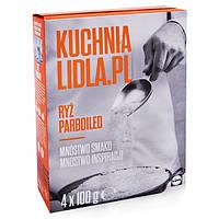 Рис в пакетиках для варки 4х100г Kuchnia lidla.pl (Тайланд)