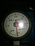 25607 APEXI Давление турбины, с отсечкой, стрелочный диам.60мм.черный в корпусе подсветка голубая, фото 3