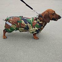 Теплая Одежда Комбинезон для собак, зимний комбинезон  на таксу  Lord -Hunter
