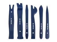 Набор съемников (лопатки) для панелей облицовки, 6 предметов