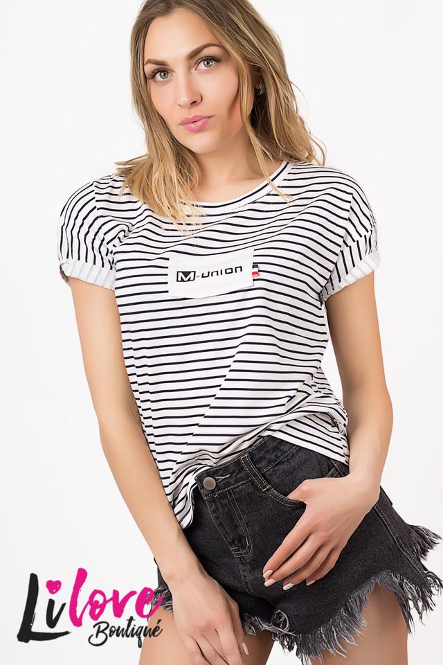 женские футболки оптом