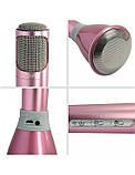 Микрофон Bluetooth караоке K068 - беспроводной микрофон, фото 4