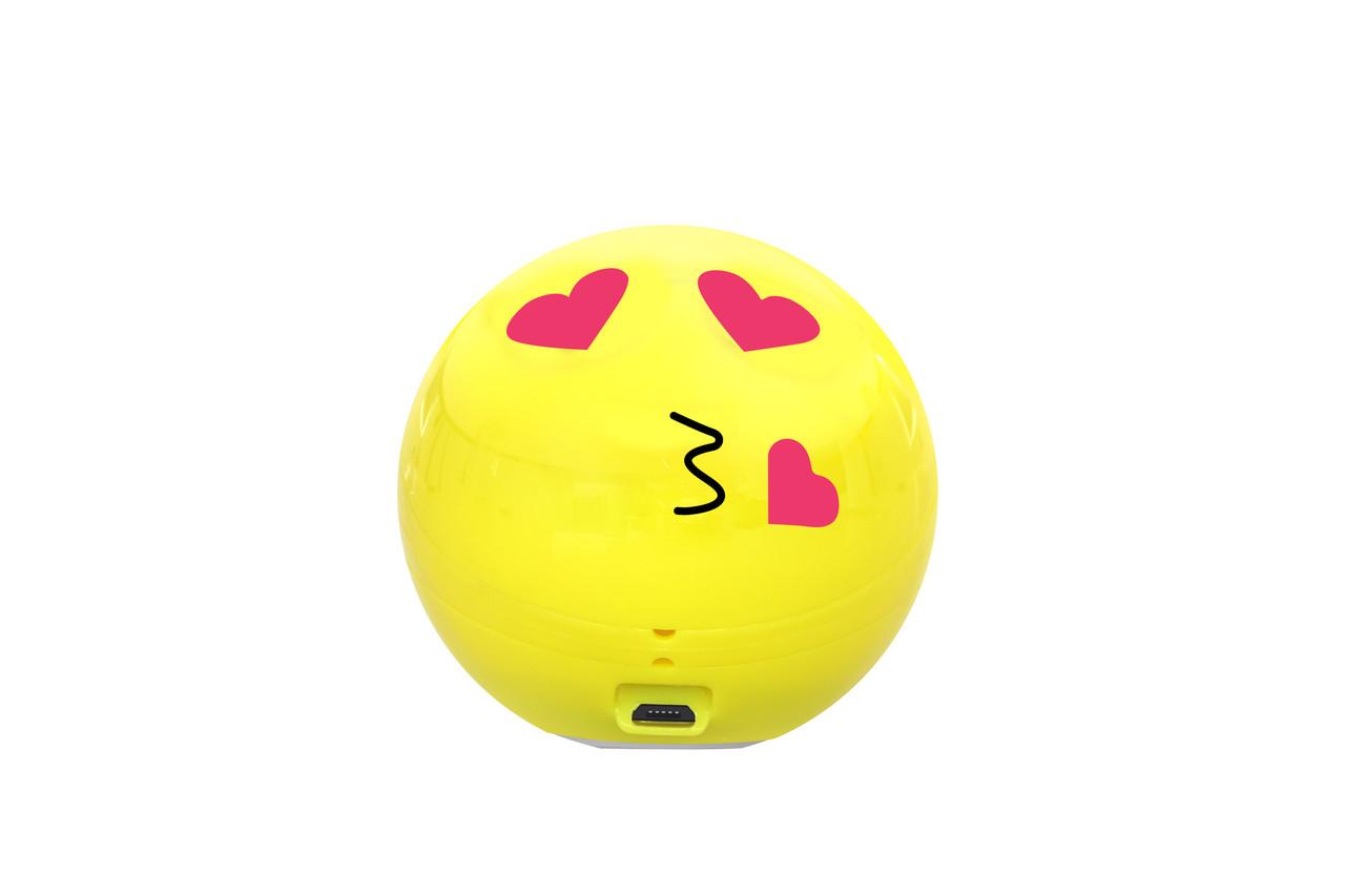 Bluetooth колонка Promate Romanji Yellow