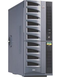 Компьютерный корпус GOLDEN FIELD 9007B, ATX/Server, без БП