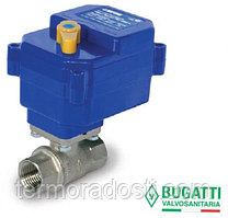 Кран с электроприводом Neptun Bugatti Pro 220B 3/4'' (система защиты от протечки)