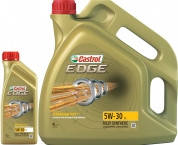 Моторное масло Castrol EDGE LL Titanium FST 5W-30 4л