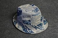 Шляпка летняя мужская в ассортименте