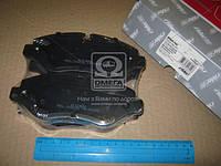 Колодка торм. диск.(RD.3323.DB1698) MB SPRINTER/VITO/VW CRAFTER 06- передн. (RIDER)