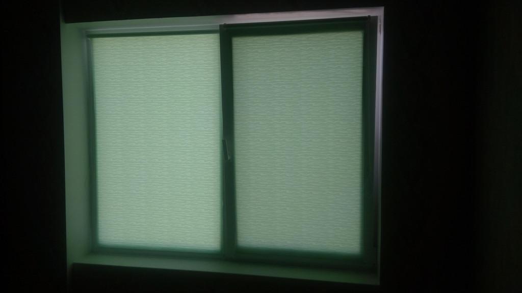 Рулонные шторы Lazur Спальня. Тканевые ролеты Лазурь (Ван Гог) Спальня