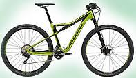 "Велосипед 29"" Cannondale Scalpel SI 4 Carbon рама - L ARG (зеленый)"