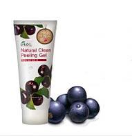 Натуральная пилинг-скатка с экстрактом ягоды Асаи Ekel Acai Berry Natural