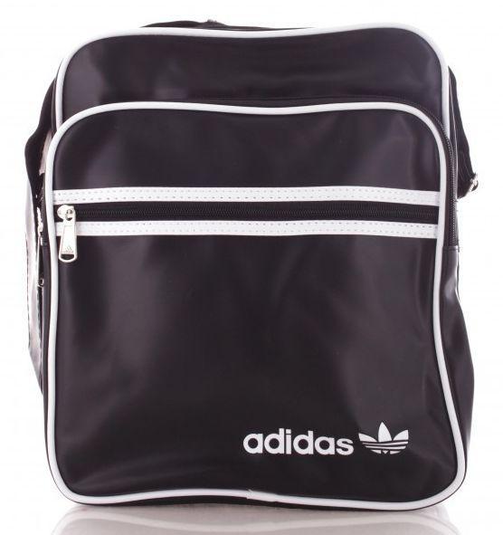 508b30497986 Мужская сумка реплика Adidas black, черный 9 л - SUPERSUMKA интернет  магазин в Киеве