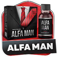 Капли для потенции Alfa Man (Альфа Мен)
