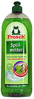 Средство органическое для мытья посуды Frosch 750 мл