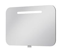 Зеркальный шкафчик с подсветкой 80 Prato Ювента
