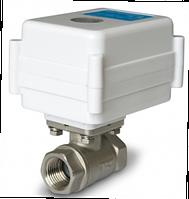 """Кран с электроприводом Neptun Aquacontrol 220В 1/2"""" (система защиты от протечки)"""