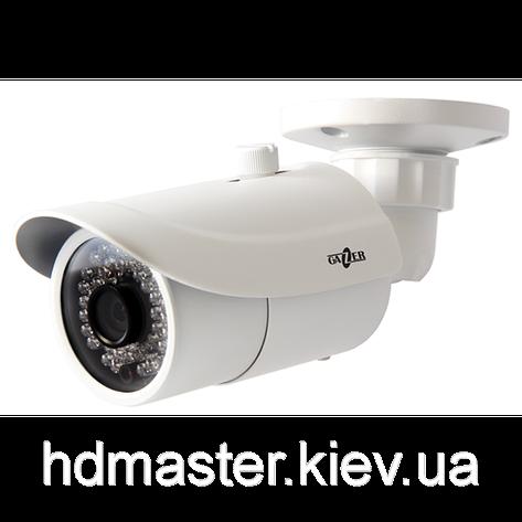 Видеокамера цветная уличная HD-SDI Gazer CF204/4, фото 2