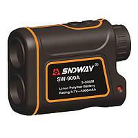 Лазерный дальномер  SNDWAY SW-900A, фото 1