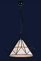 Светильник подвесной LOFT L527317-1 BK (450)