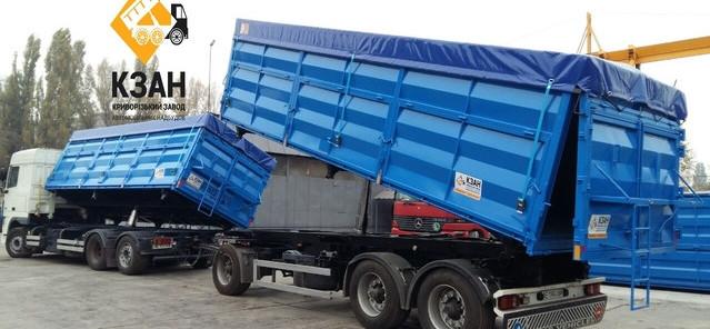 Переоборудование грузовых автомобилей и прицепов импортного производства