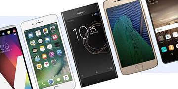 Смартфоны 2017 – чем постарались нас удивить производители. Часть 1
