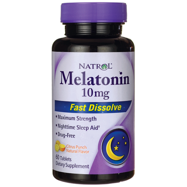 Melatonin, 10 Mg
