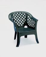 Стул, кресло пластиковое Lario. Мебель пластиковая, садовая